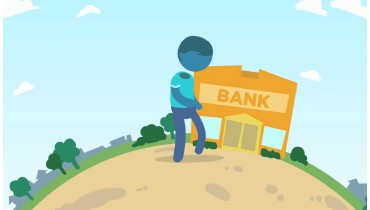 2D Animation Privatised Banking
