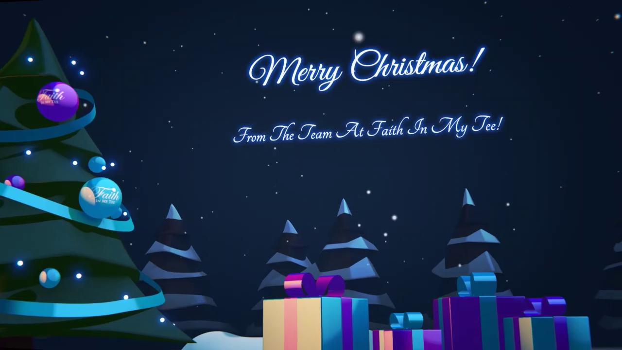 Facebook Christmas Video for FIMT