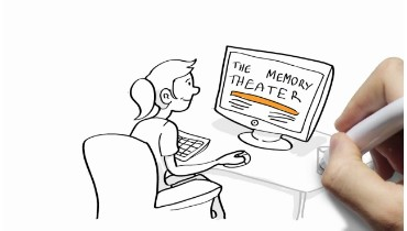 Whiteboard Video For The Memory Theater Com HD